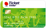 Ticket Virike® (aiemmin Ticket Mind&Body®)